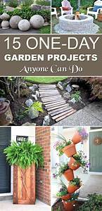 15, One-day, Garden, Projects, Anyone, Can, Do