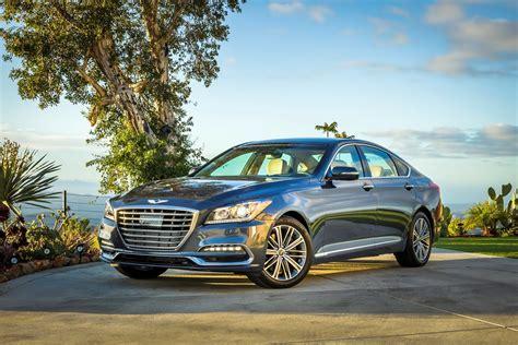 2018 Genesis G80 Sport Priced From $55,250 Autoevolution