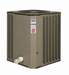 Rheem U00ae Swimming Pool Heater