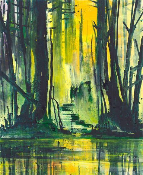 bernd zimmer aquarell landschaft landschaften malen