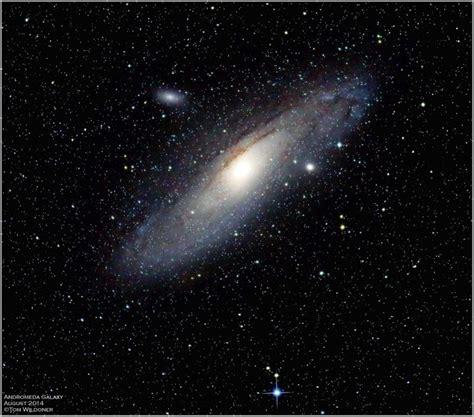 Andromeda Galaxy Next Door Milky Way Astronomy