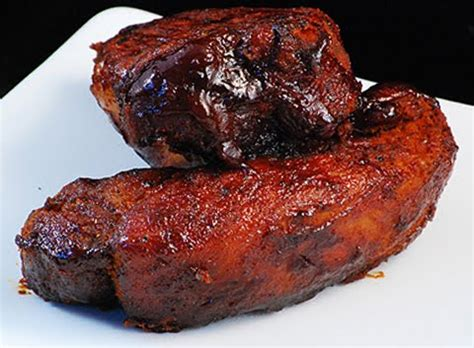 boneless pork ribs oven oven baked barbecue boneless ribs