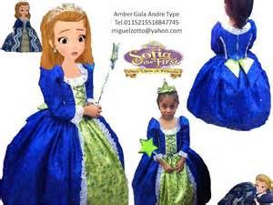 Sofia the First Amber Costume Dress