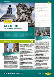 Reiseführer Madrid Und Umgebung : madrid reisef hrer reisetipps von sunny cars ~ Kayakingforconservation.com Haus und Dekorationen