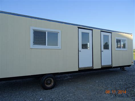 Office Space Trailer by Mobile Office Trailers Al S Johns