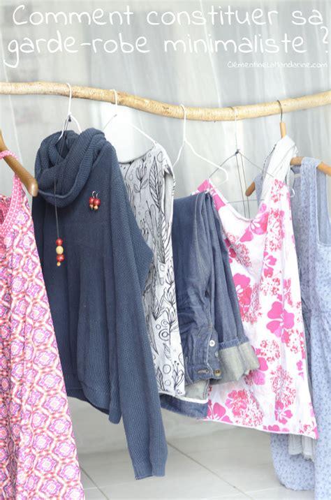 La Garde Robe by Garde Robe Minimaliste Comment Faire Cl 233 Mentine La