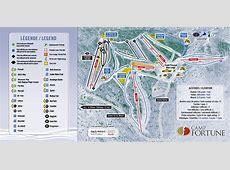 Trail Map Camp Fortune