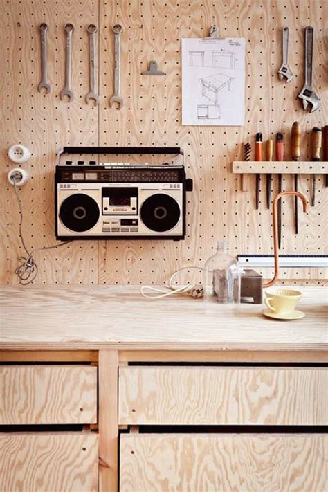 Functional Pegboard Ideas  Organize  Room Home