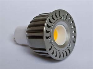 Led Dimmbar Gu10 : gu10 cob led spot lm50 5 watts 110 230 volt gradable ~ Markanthonyermac.com Haus und Dekorationen
