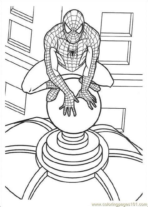 spiderman  coloring page  spiderman coloring pages coloringpagescom