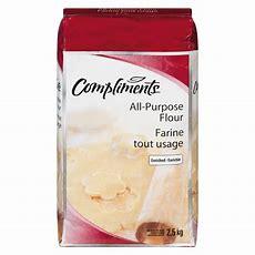 Enriched All Purpose Flour
