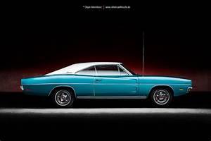 1969 Dodge Charger Side