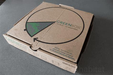 Greenbox World's Most Efficient Pizza Box « Inhabitat
