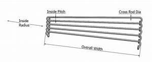 Radial Ladder Belting Diagram
