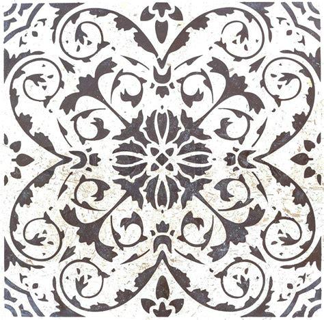 stock image of vintage style floor tile pattern texture