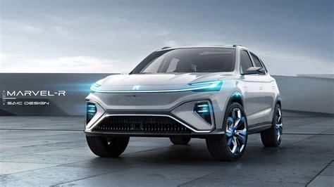 Наскоро промоција на Roewe Marvel R електричен автомобил ...