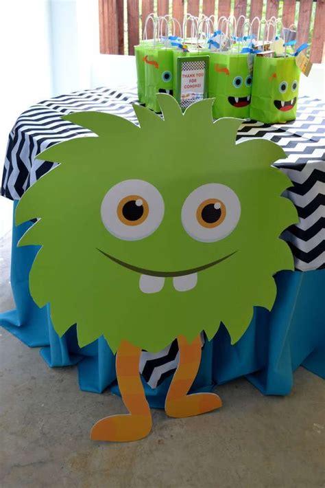 monster decorations ideas  pinterest monster