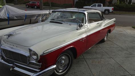 Chrysler Chevy by 1956 Chrysler New Yorker St Regis 2 Door Hardtop Not