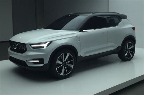 Previewing The Next Xc40 Volvo Concepts 40 First Look