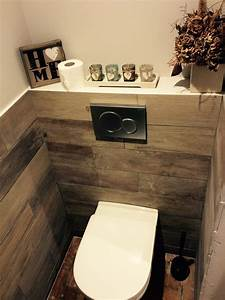 stunning idee deco wc carrelage pictures amazing house With idee deco wc carrelage