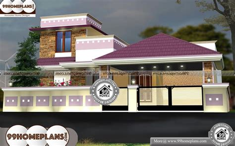 floor plans   front elevation design kerala modern house
