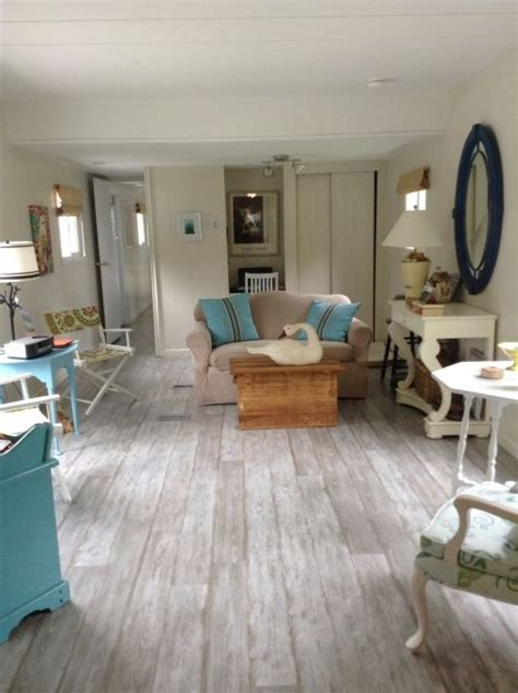 single wide vacation home mobile home living