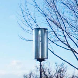 Бесшумное ветровое дерево для получения энергии в условиях города . facte