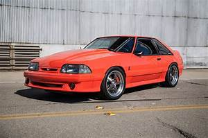Terminator Swapped 1993 Fox Cobra Ford Mustang - Hot Rod Network