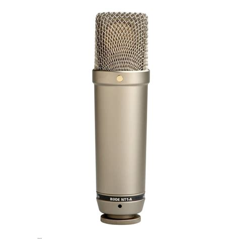 rode microphone rode nt1 a condenser microphone package pmt