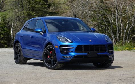 2018 Porsche Macan Base Specifications  The Car Guide