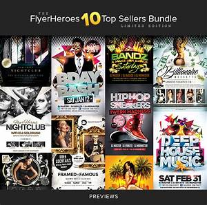 The flyerheroes quot10 top sellers bundlequot flyerheroes for Flyerheros