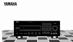 Yamaha Stereo System Rx