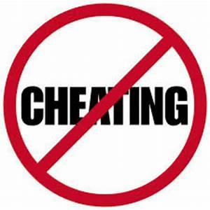 No Cheating | Photo - Cliparts.co