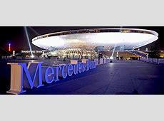 MercedesBenz Arena tickets and event calendar Shanghai