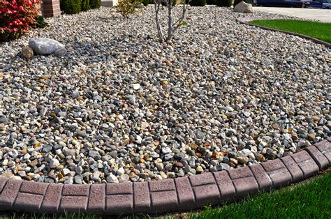 Cost Of Crushed Gravel Per Cubic Yard - 5 crushed river rock indianapolis decorative rock