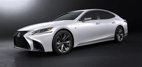 Lexus Ls F Sport Revealed Ahead Of New York Auto Show