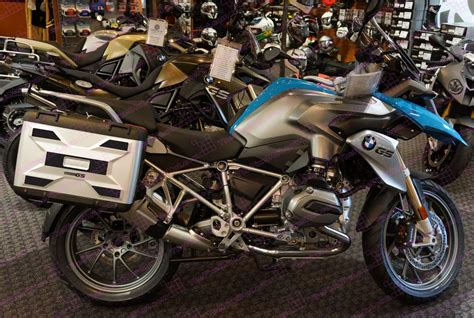 Bmw Gs Motorcycle Reflective Pannier Graphics Kit For 2013