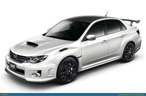 AUSmotive.com » Tokyo 2011: Subaru Impreza WRX STI S206