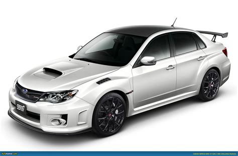 2019 Subaru Impreza Wrx Sti Special Edition  Car Photos