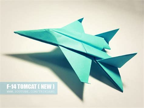 papierflieger selber basteln papierflieger selbst basteln papierflugzeug falten beste origami feug f 14 tomcat neu