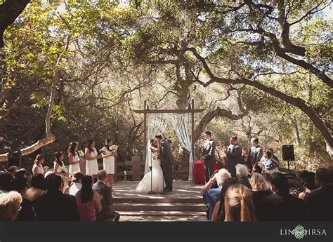 oak canyon nature center anaheim wedding nathan  linh
