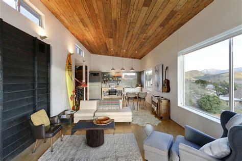 highly crafted modern desert cabin idesignarch