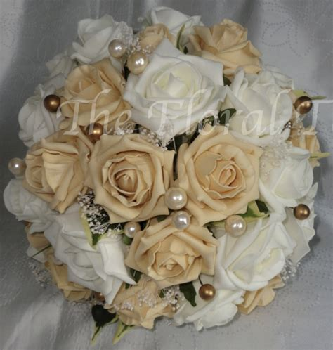 floral touch uk silk bridal bouquets barnsley
