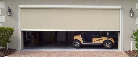 retractable garage door screen retractable exterior screens 187 garage door screen