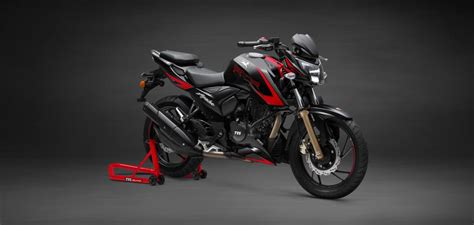 Tvs Apache Rtr 200 4v Race Edition 2.0 Launched