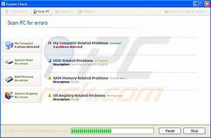 How To Remove System Check Virus