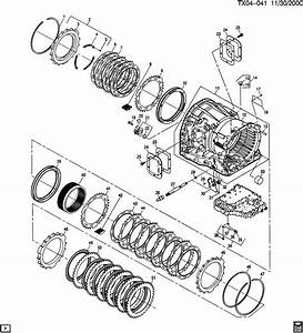29531325 - Gm Gasket  Transmission Power Take
