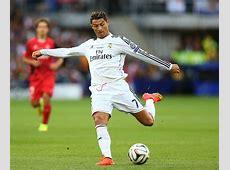 Cristiano Ronaldo in Real Madrid v Sevilla FC Zimbio