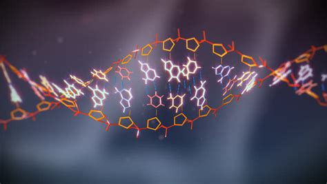 background  rotating dna string  ultra hd dna