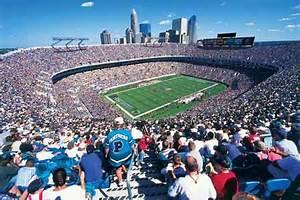 Notre Dame Stadium Row Chart Bank Of America Stadium Seating Chart Row Seat Numbers